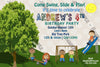 Swing, Slide & Play - Park - Birthday Party - Invitation