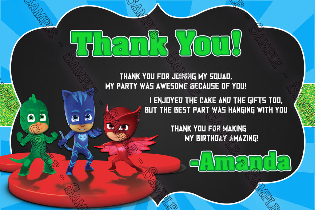 Novel Concept Designs Disney Jr PJ Masks Superhero