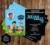 PAW Patrol Show - Nick Jr - Birthday Party Invitations