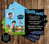 Paw Patrol Pup Badges - Nick Jr - Birthday Party Invitations