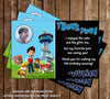 PAW Patrol - Nick Jr - Birthday Party Thank You Card