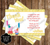 Nick Jr Peppa Pig Pool Party Birthday Party Invitation