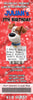 Secret Life of Pets Movie Ticket Birthday Party Invitation
