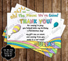 Oh The Places You'll Go - Doctor Seuss - Retirement Invitation