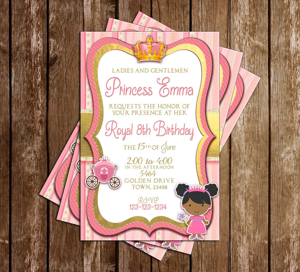 Princess - Royal Princess - Birthday  - Party