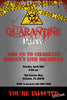 Quarantine - Birthday - Party - Invitation