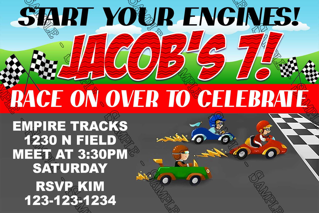 Fabulous in Fifth!: Start Your Engines: STEM race cars |Start Your Engines Racers