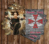 Resident Evil Game Birthday Thank You Card
