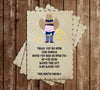 Cowboy - Rodeo - Birthday Party - Thank You Card