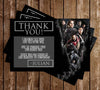 Star Wars - Rogue One - Birthday Party Thank You Card Printable