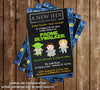 Star Wars - A New Jedi - Baby Shower - Invitation