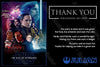 Star Wars: Rise of Skywalker - Birthday Party - Ticket - Invitation