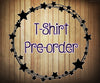 Birthday Bash - T-Shirts - Pre - Order Form
