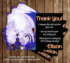 The Legend of Zelda: Majora's Mask Game Birthday Party Thank You Card