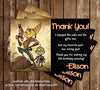 Ratchet and Clank Game Birthday Invitations