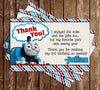 Thomas The Train - All Aboard - Birthday Invitation