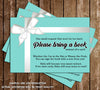 Tiffany & Co - Gender Neutral - Baby Shower Invitations