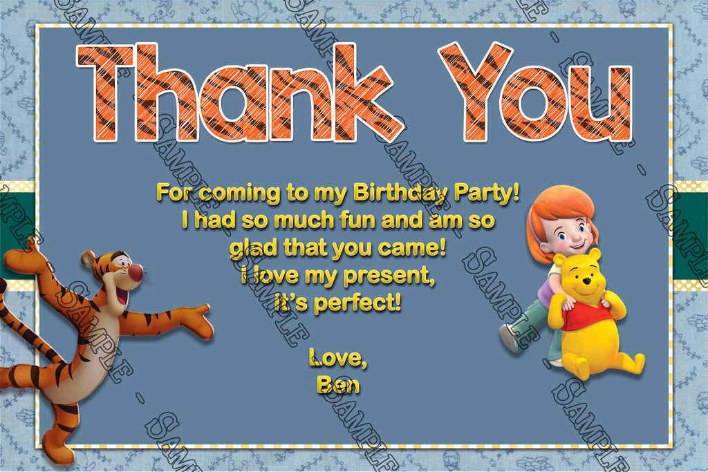 Novel concept designs my friends tigger and pooh birthday invitation my friends tigger and pooh birthday invitation filmwisefo