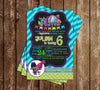 Trolls - The Movie - Birthday Party Invitations