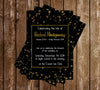 Finally Divorced - Wedding Funeral - Invitation
