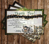 Where the Wild Things Are Book - Baby Wild Thing - Baby Shower - Invitations