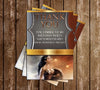 Wonder Woman - The Movie - Birthday Party - Invitation