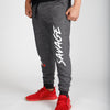 Karate Savage Denim Fleece Jogger