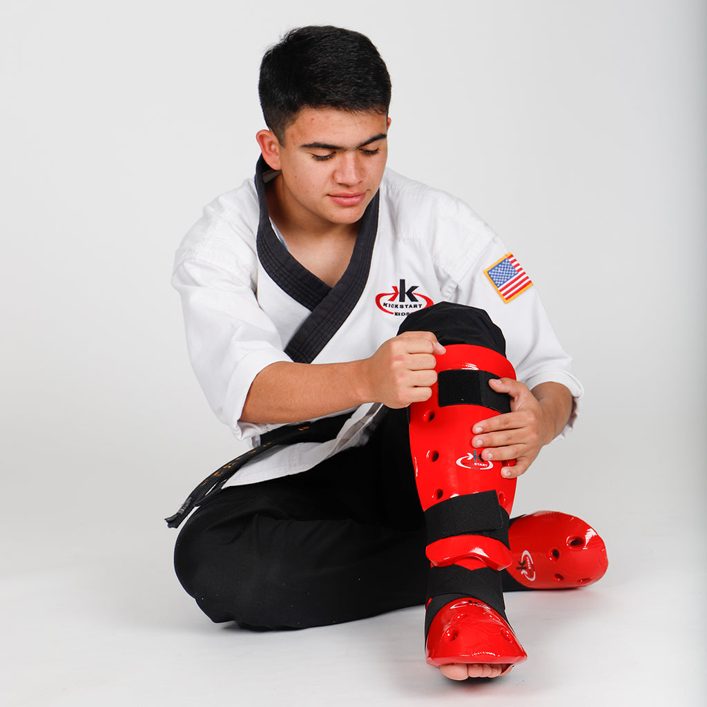 KSK Student Sparring Shin Guards