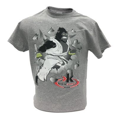 2018 Spring Qualifier Shirt - Earth Gorilla