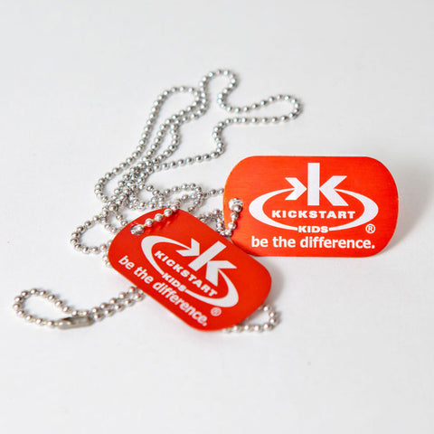 KSK Aluminum Dog Tags