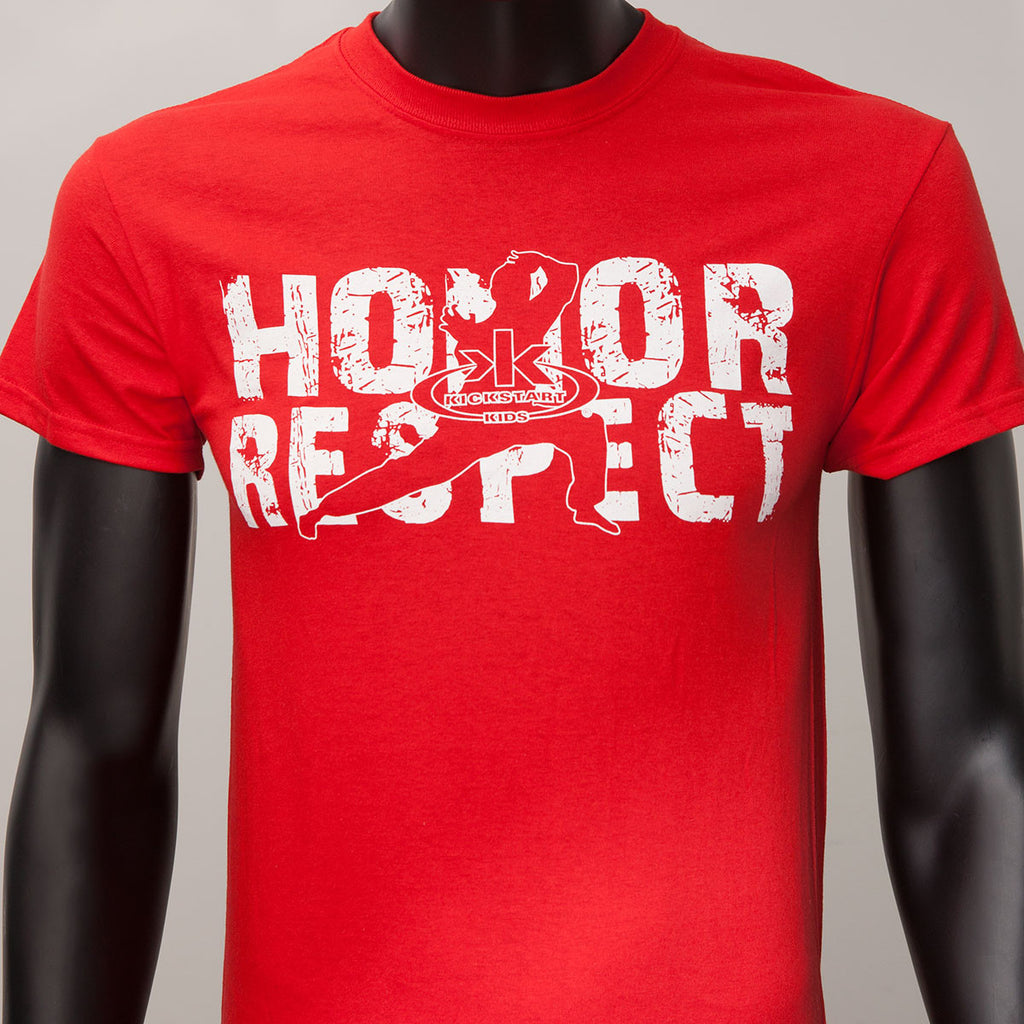 """Honor & Respect"" T-Shirt"