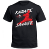 Karate Savage Shirt