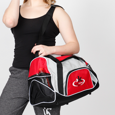 Tri-Pocket Sport Bag