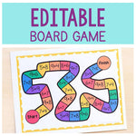Editable Board Game
