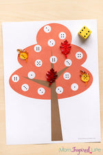 Fall Leaves Printable Activities