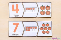 Fall Activities Printable Bundle