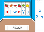 Sight Word Games | 5 Activities - Second Grade | Boom Cards™