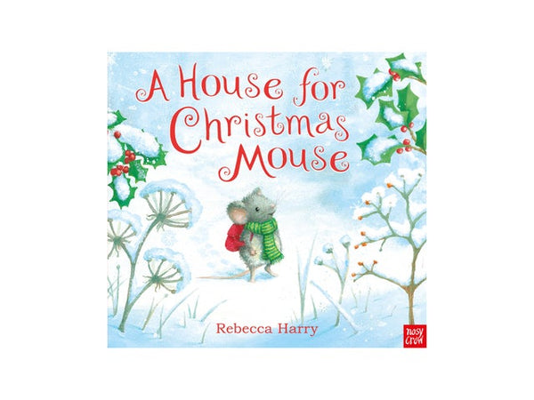 A House for Christmas Mouse Children's book