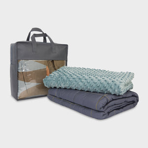 5KG WEIGHTED BLANKET & COVER SET