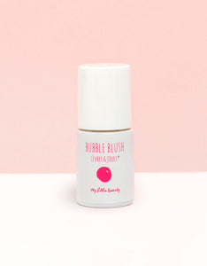Bubble blush