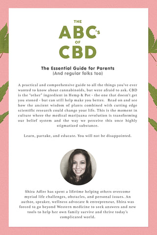 The ABCs of CBD: The Essential Guide for Parents - The MARY Marketplace