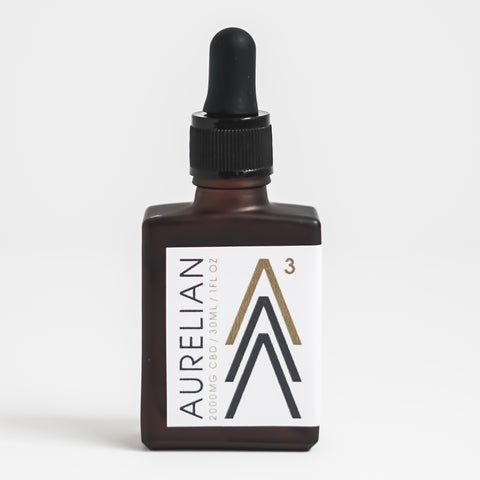 Aurelian 3 - 2000MG Tincture - The MARY Marketplace