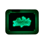 Alien Labs x GlowTray Green Illuminated Rolling Tray