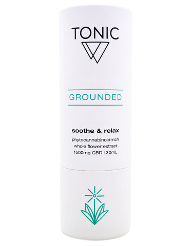 Grounded Tonic - The MARY Marketplace