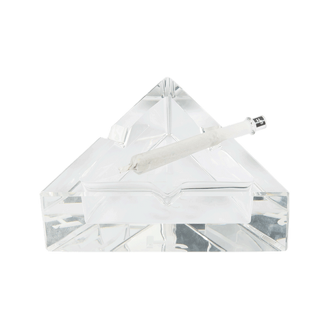 Premium Crystal Ashtray - The MARY Marketplace