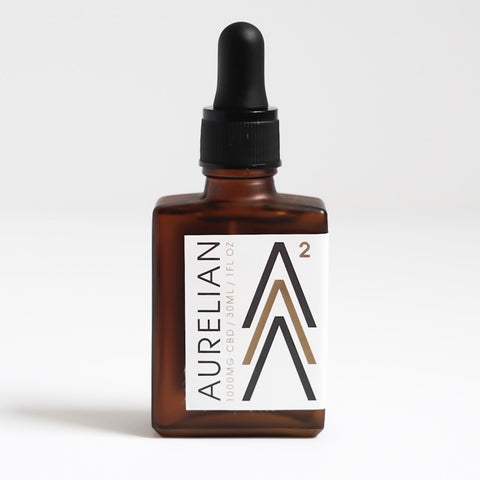 Aurelian 2 - 1000MG Tincture - The MARY Marketplace