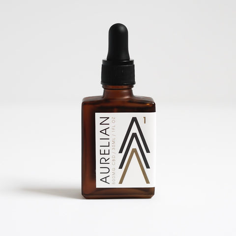 Aurelian 1 - 500MG Tincture - The MARY Marketplace