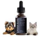 Broad Spectrum Small Pet CBD Tincture - The MARY Marketplace