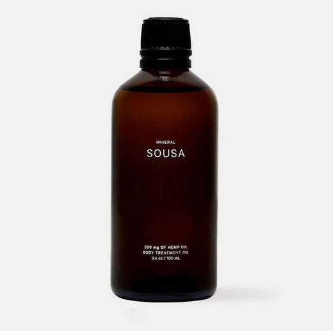 Sousa Body Treatment Oil - The MARY Marketplace