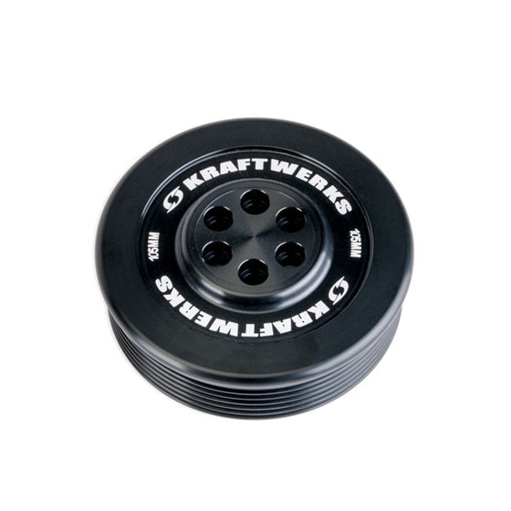 KraftWerks Supercharger Ribbed Pulley - 105MM 7 Rib